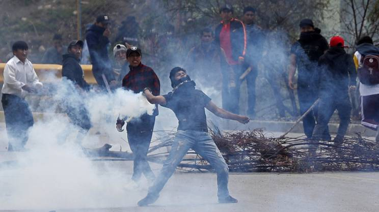 Bolivia, l'oppositrice Anez presidente ad interim