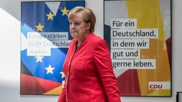 Merkel e la questione migranti