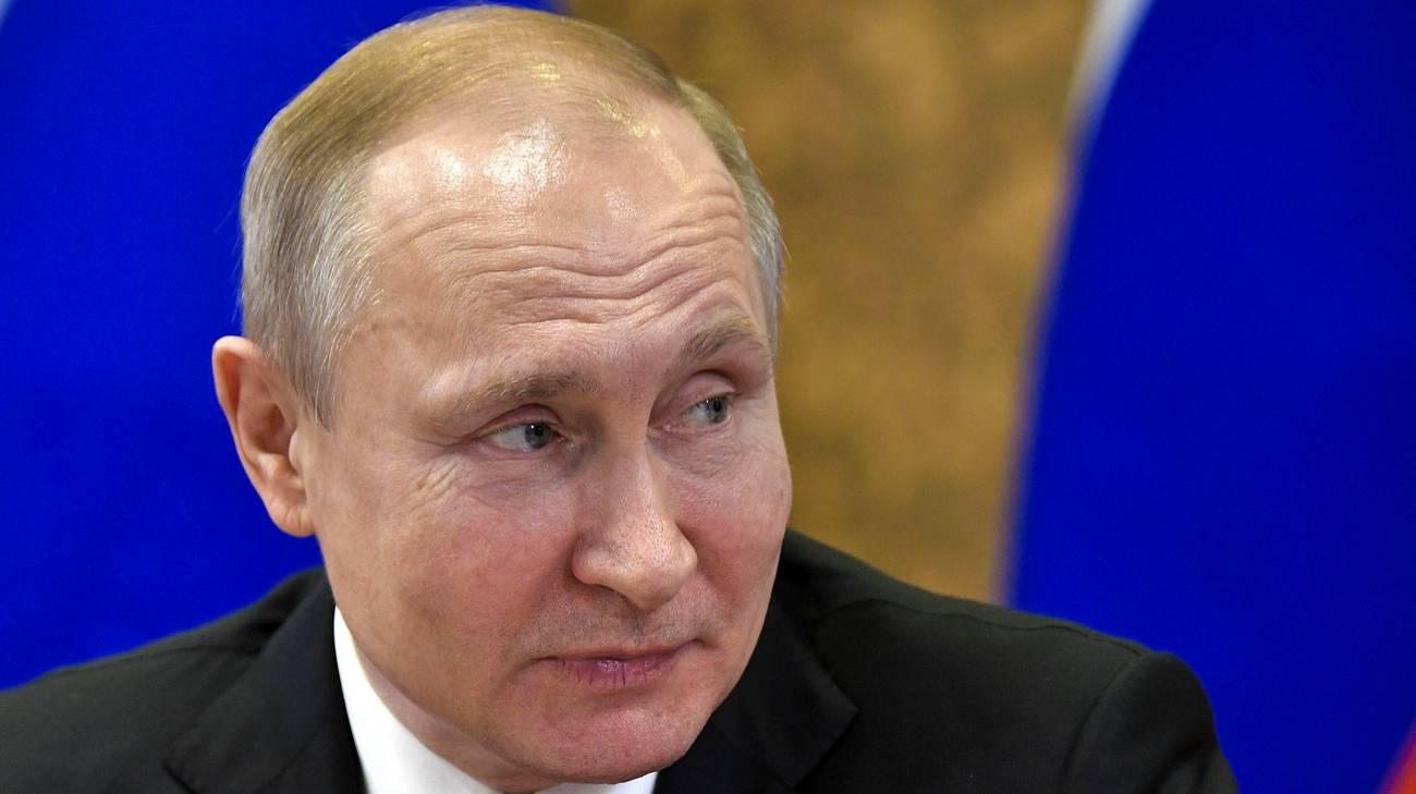 Nuova condanna da parte del leader russo
