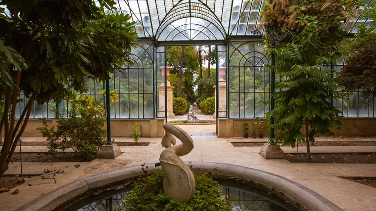 A Palermo si coltiva il Giardino Planetario