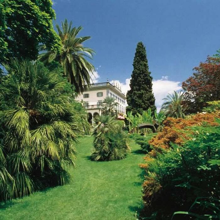 Parco botanico delle Isole di Brissago