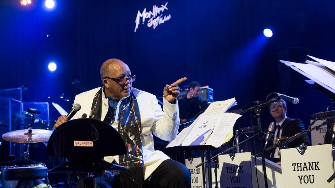 Quincy Jones mette tutti d'accordo