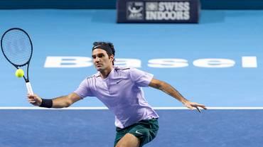 Il meglio del tennis mondiale a Basilea