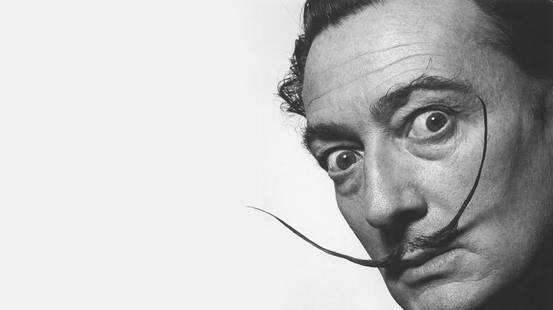 Esuberante Dalí