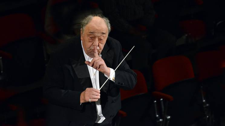 Sinfonismo e bel canto con Nello Santi