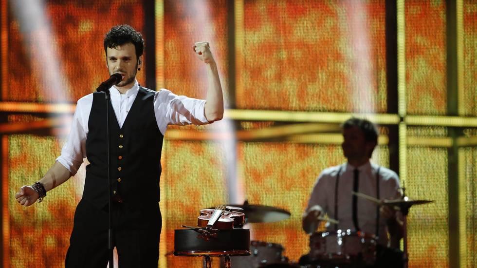 I 26 finalisti di Eurosong 2014