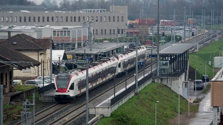 Stabio, stazione e treno TiLO nuovi, mercoledì, per l'inaugurazione