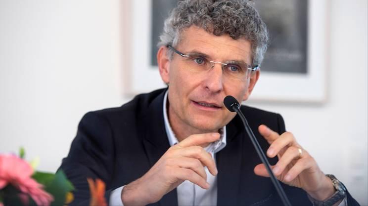 Gabriele Balestra, direttore Alvad Locarno e vicepresidente Spitex Svizzera