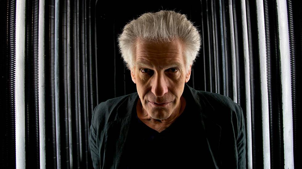David Cronenberg a Neuchâtel