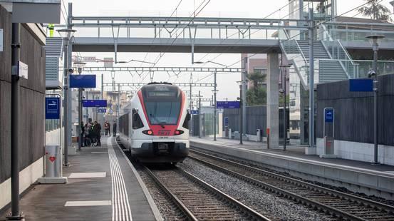 Riaperta la tratta Lugano-Melide