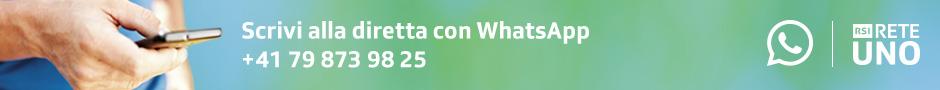 Rete Uno Whatsapp
