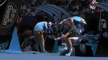 Australian Open, il servizio su Djokovic e Zverev (Telegiornale 21.01.2019, 20h00)