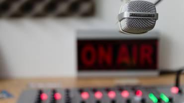 Radio bloccata per un guasto