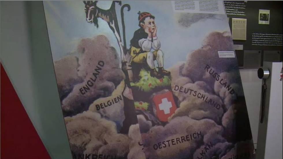 28.08.2014: La Grande Guerra in mostra a Zurigo