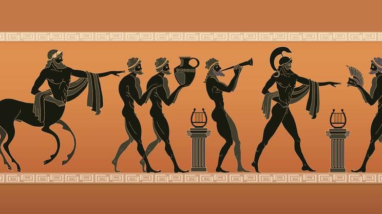 I Greci e il potere