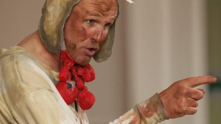 Tim Crouch, il teatro che esiste nella testa