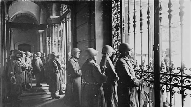 I 100 anni dello sciopero generale