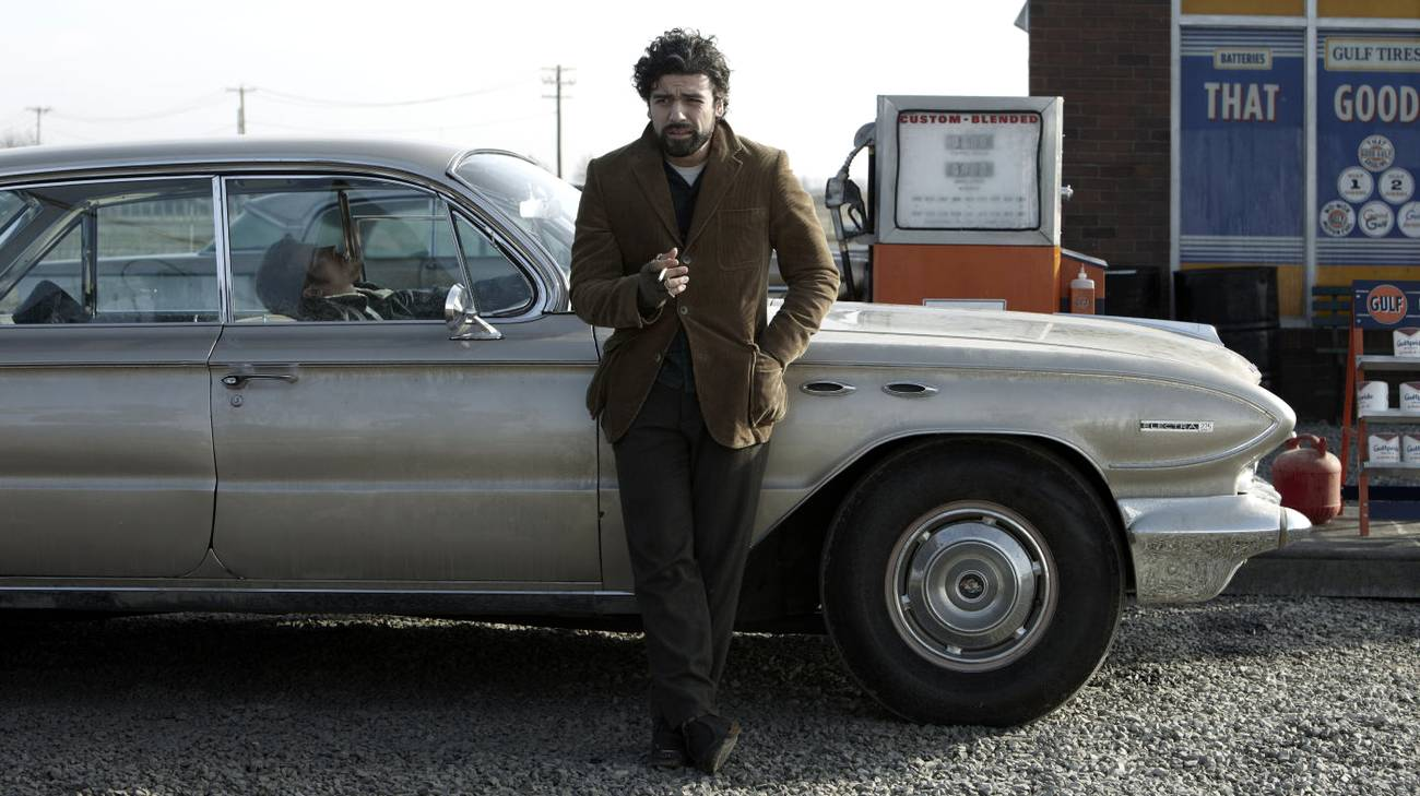 Oscar Isaac nei panni del protagonista del film (© 2013 Lucky Red)