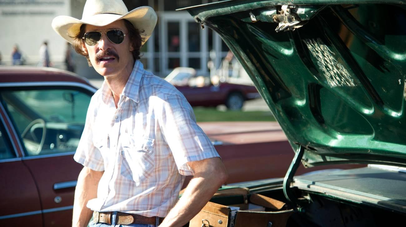Matthew McConaughey in una scena del film (© 2013 Good Films)
