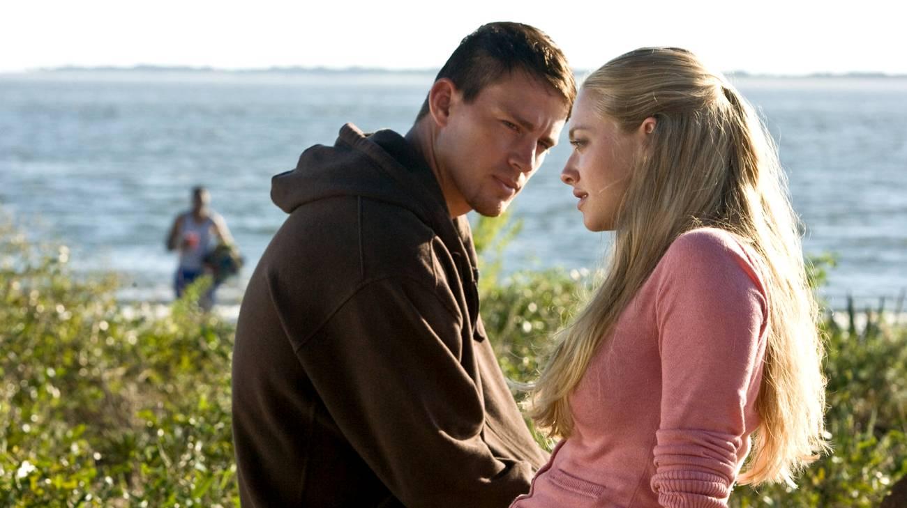 Channing Tatum e Amanda Seyfried in una scena del film (© 2010 Sony Pictures Television)