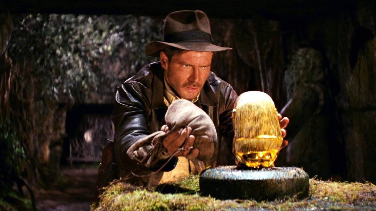 Harrison Ford in una scena del film (© 1981 Paramount Pictures)