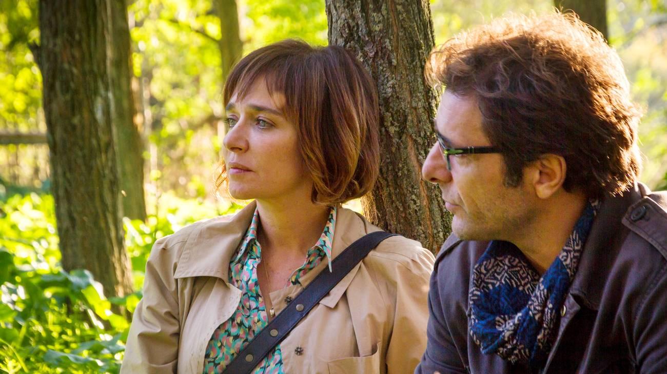 Valeria Golino e Adriano Giannini in una scena del film (© 2017 Videa)