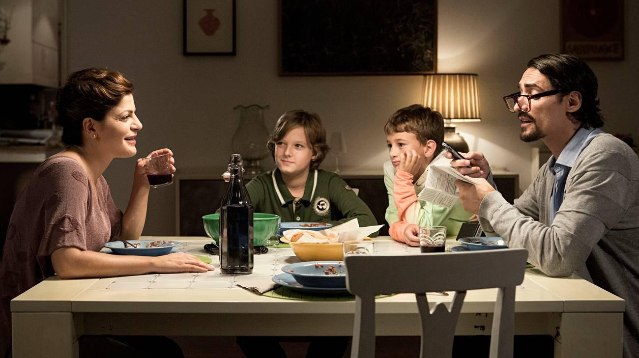 images Bianca nappi la mia famiglia a soqquadro movie photocall in rome