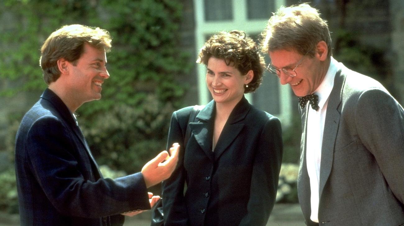 I protagonisti in una scena del film (© 1995 UIP)