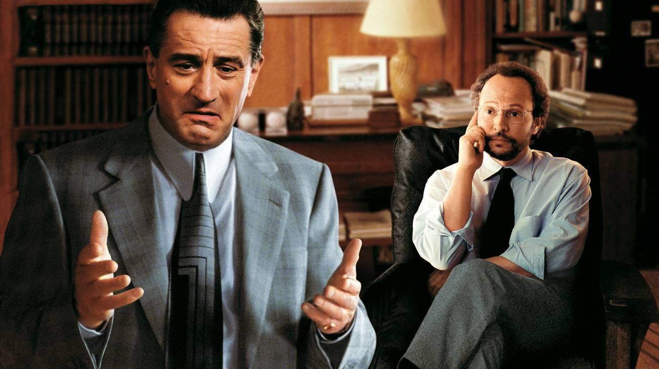 Robert De Niro e Billy Crystal in una scena del film (© 1999 Warner Bros.)