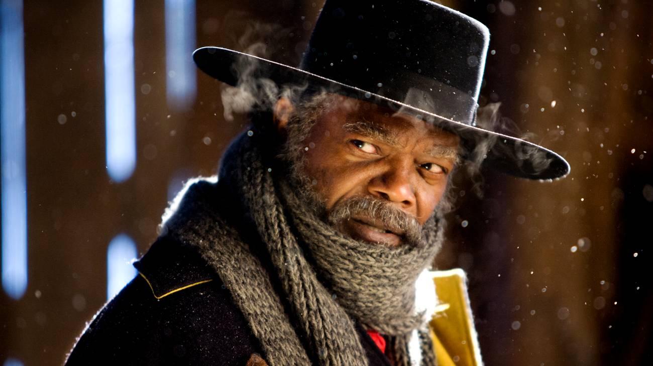 Samuel L. Jackson in una scena del film (© 2015 01 Distribution)