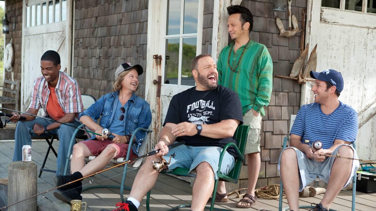 I protagonisti in una scena del film (© 2010 Sony Pictures Entertainment)
