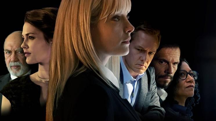 La seconda stagione di Quartier des banques – L'affare Grangier, diretto dal ticinese Fulvio Bernasconi, è stata diffusa a marzo sulla RSI