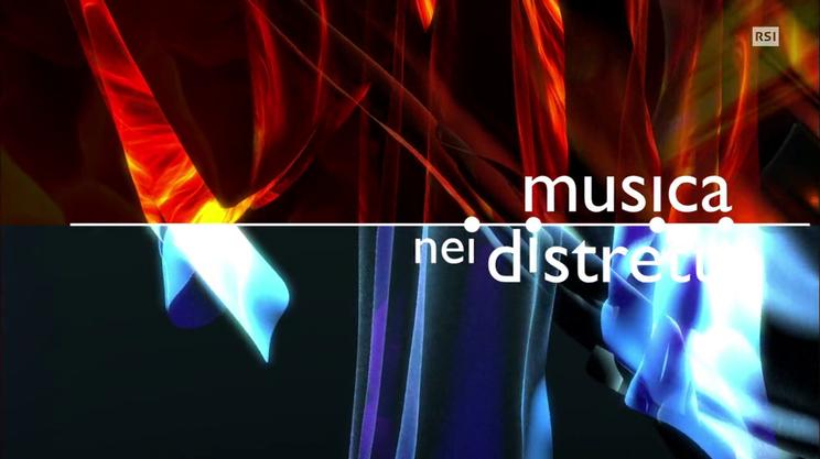 Musica nei Distretti - da Rete Tre alla TV