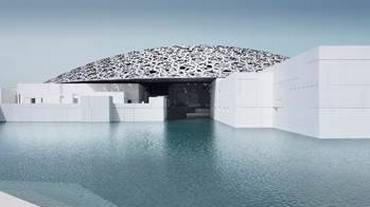 Louvre Abu Dhabi - di Patrick Ladoucette