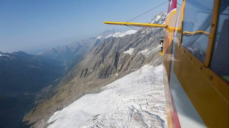 La fine dei ghiacciai