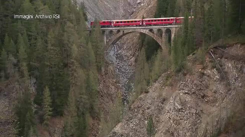 Ferrovia retica, da 10 anni nell'Unesco