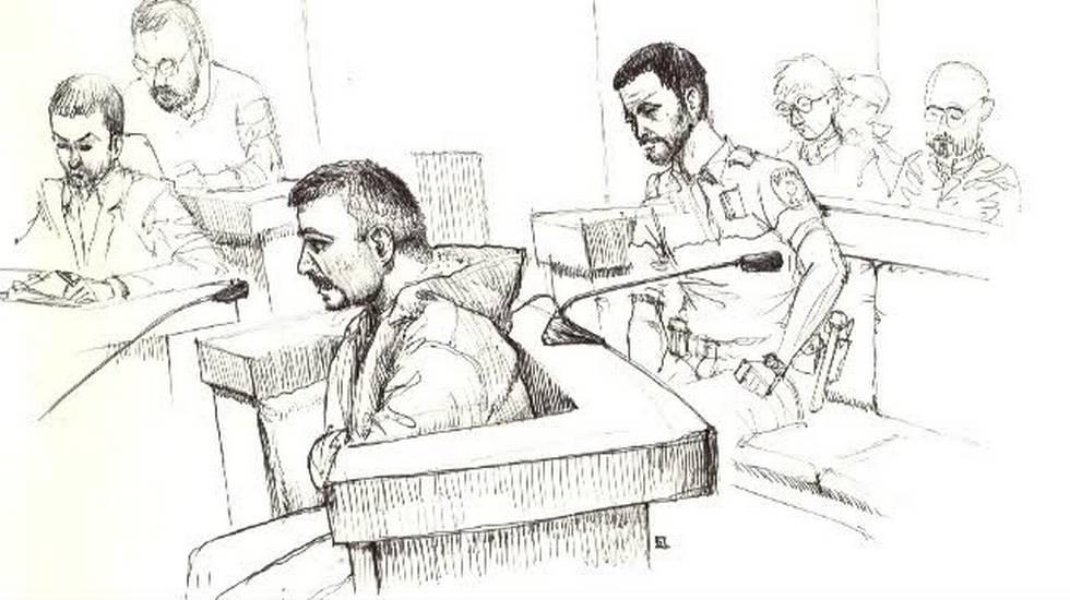 Delitto di Stabio, secondo giorno di processo
