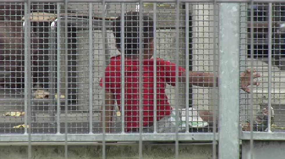 Richiedenti asilo a Balerna Novazzano