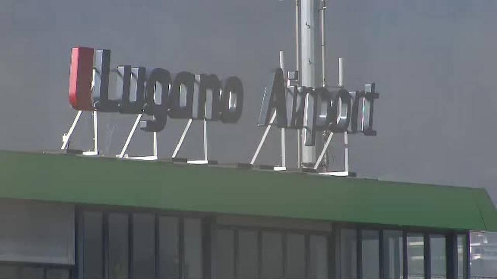 I privati per l'aeroporto