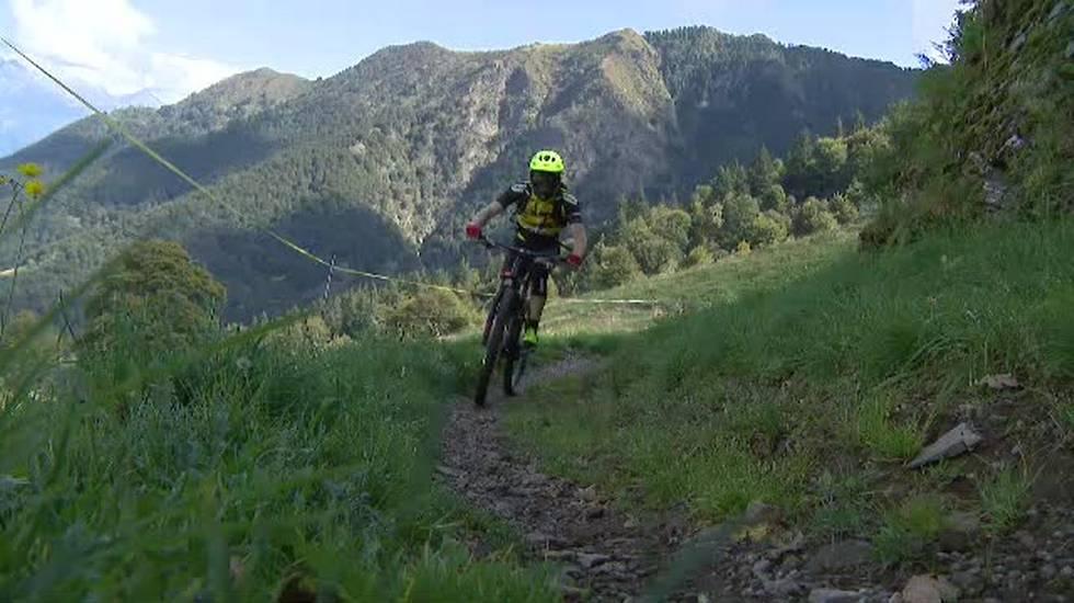Ciclista lucernese muore nel Gambarogno