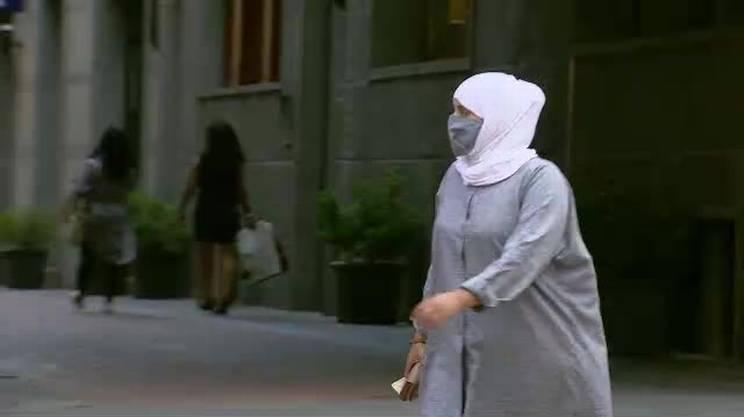 Anti-burqa, ricorso accolto