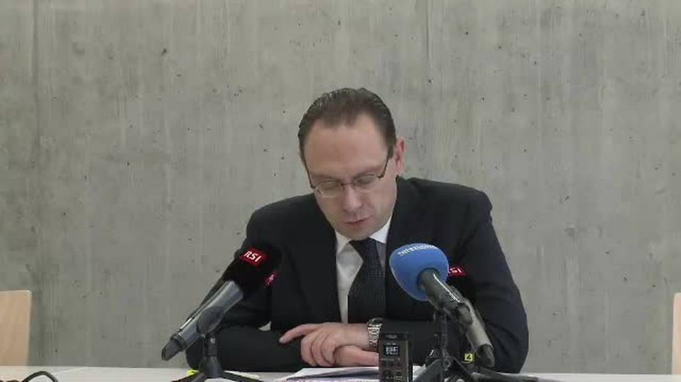 Il procuratore generale parla del caso Argo1