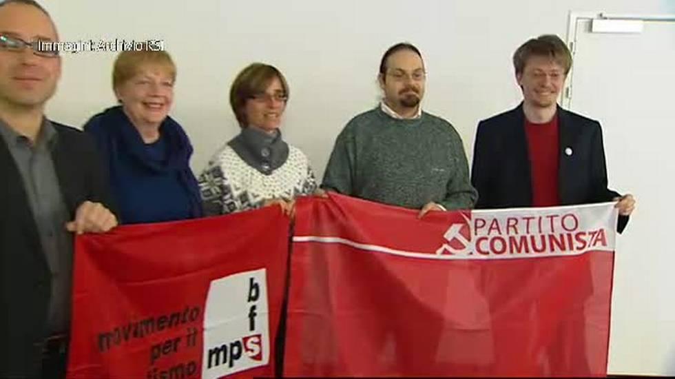 Cinque nomi per difendere il seggio comunista