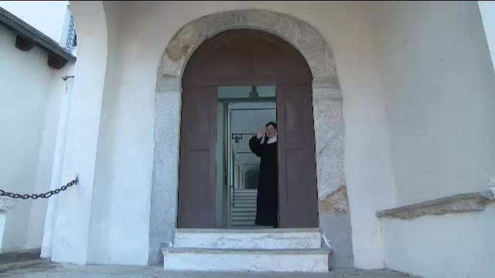Il monastero ci apre le porte