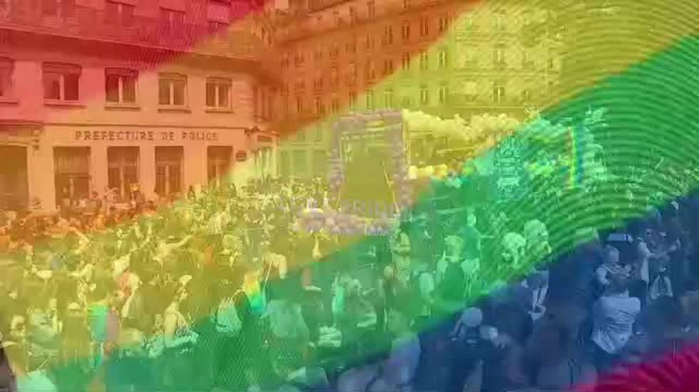 Gay Pride in Ticino nel 2018