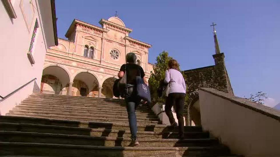 Riaperto il museo alla Madonna del Sasso