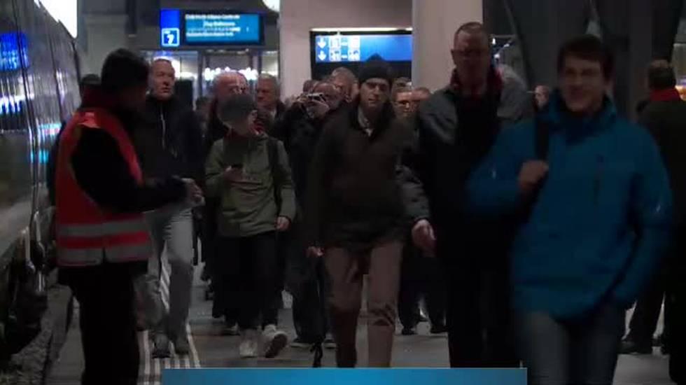 Emozioni dei primi viaggiatori