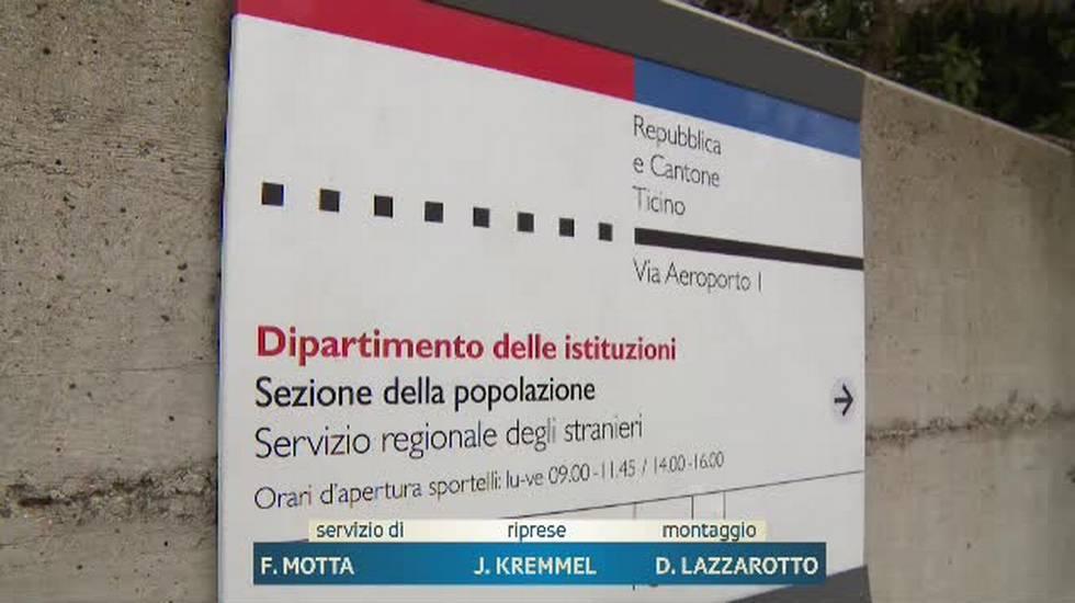 Ufficio Stranieri A Lugano : Uffici stranieri si chiude rsi radiotelevisione svizzera