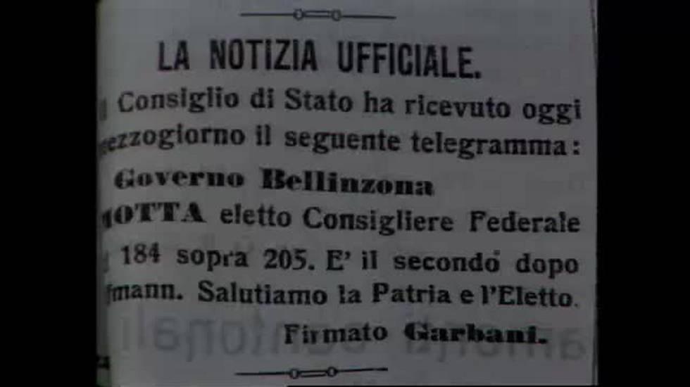 Un secolo di italiano