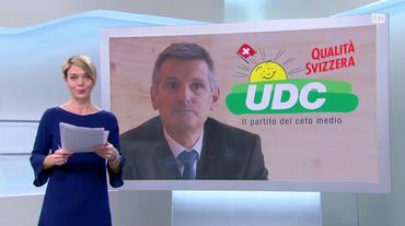 L'UDC Grigioni con un candidato per il Governo